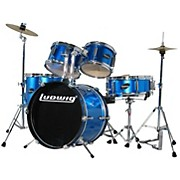 Junior Outfit Drum Set Blue