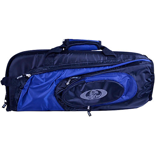 Ritter Junior RJB700-9-TR/BOC Trumpet Gig Bag - Black/Ocean