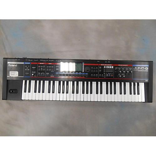 Roland Juno G Synthesizer-thumbnail