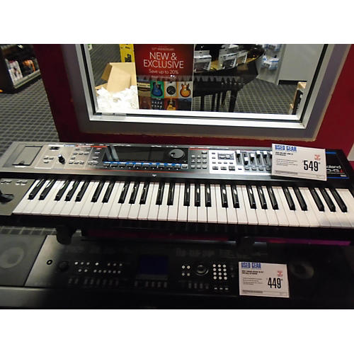 Roland Juno GI Synthesizer