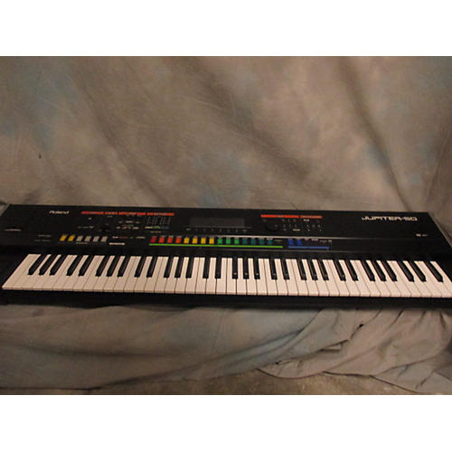 Roland Jupiter-50 Synthesizer-thumbnail