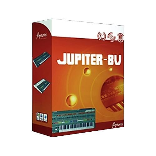 Arturia Jupiter 8V Virtual Analog Synthesizer