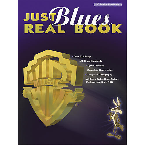 Alfred Just Blues Real Book