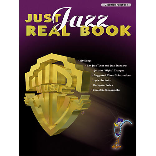 Alfred Just Jazz Real Book - C Edition Fakebook