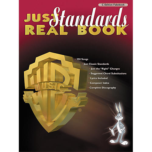 Hal Leonard Just Standards Real Book