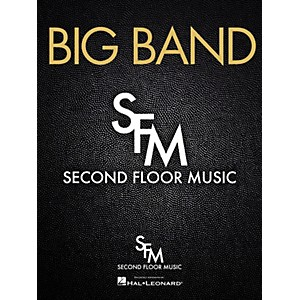 Second Floor Music Just Waiting Big Band Jazz Band Composed by Melba List... by Second Floor Music