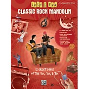 Alfred Just for Fun: Classic Rock Mandolin (Book)