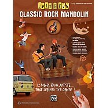 Alfred Just for Fun Classic Rock Mandolin Book