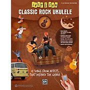 Alfred Just for Fun Classic Rock Ukulele Book