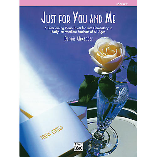 Alfred Just for You & Me Book 1-thumbnail