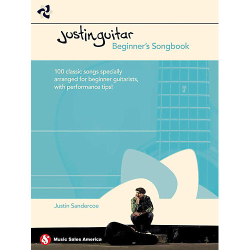 Hal Leonard Justin Guitar - Beginner's Songbook