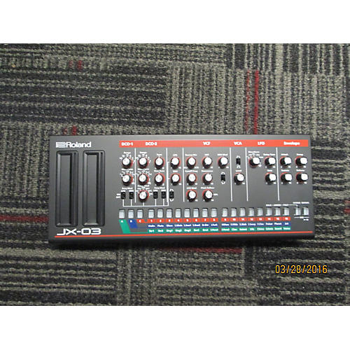 Roland Jx03 Synthesizer-thumbnail