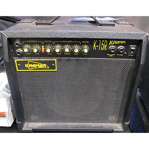 Kramer K-15R Guitar Combo Amp-thumbnail