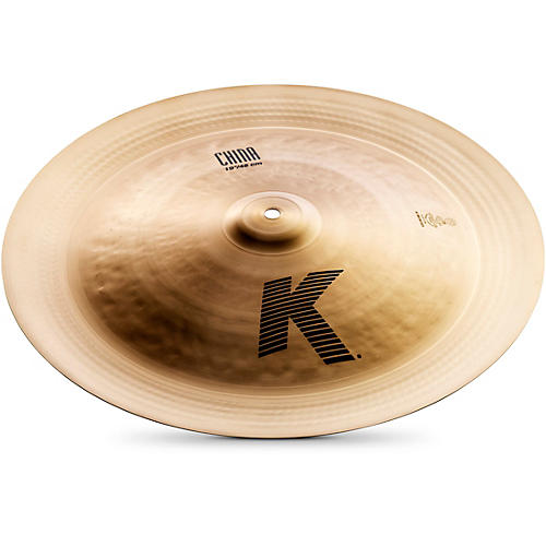Zildjian K China Cymbal  19 in.-thumbnail