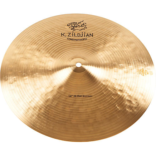 Zildjian K Constantinople Bottom 14 in.