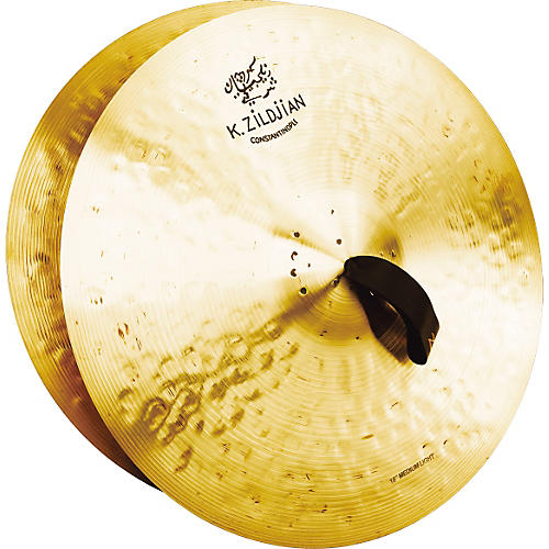 Zildjian K Constantinople Medium Light Crash Cymbal Pair 18 in.
