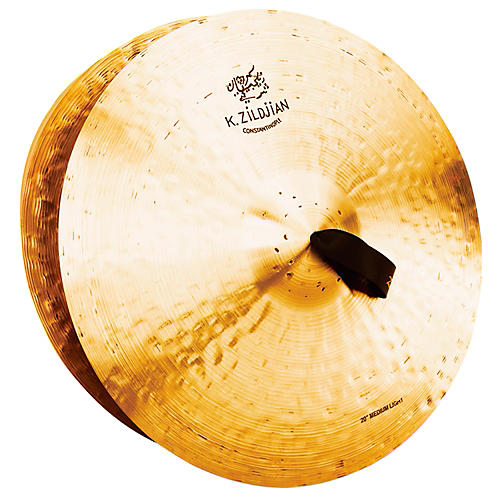 Zildjian K Constantinople Medium Light Crash Cymbal Pair 20 in.