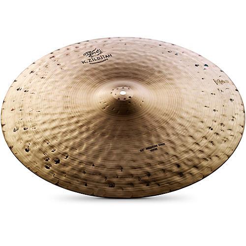 Zildjian K Constantinople Medium Thin Ride Cymbal  22 in.