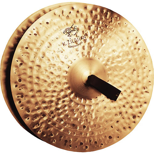 Zildjian K Constantinople Vintage Orchestral Cymbal Pair-thumbnail