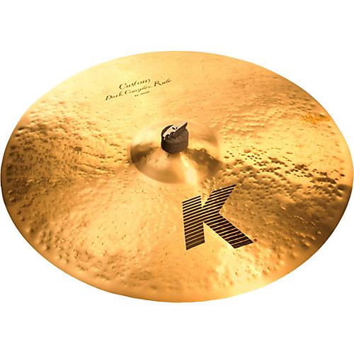 Zildjian K Custom Dark Complex Ride 21 in.