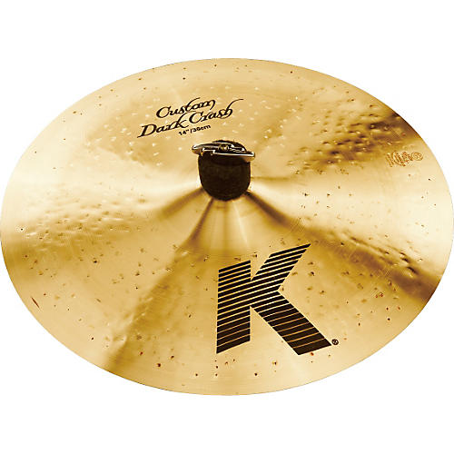 Zildjian K Custom Dark Crash Cymbal  14 in.