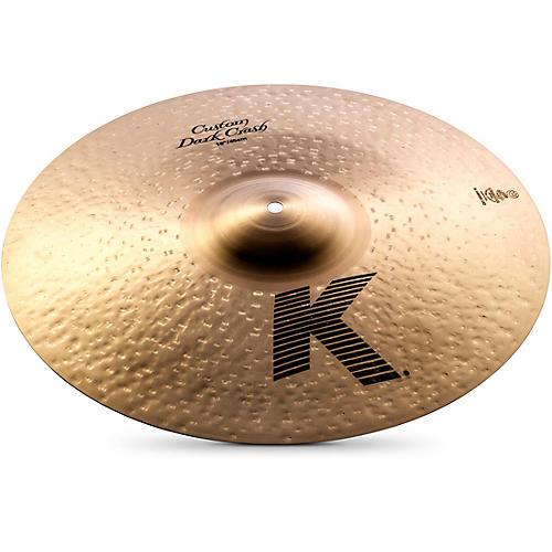 Zildjian K Custom Dark Crash Cymbal  18 in.
