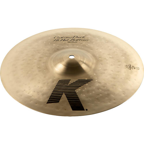 Zildjian K Custom Dark Hi-Hat Bottom  13 in.