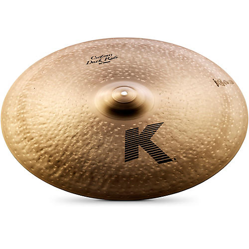 Zildjian K Custom Dark Ride Cymbal  22 in.-thumbnail