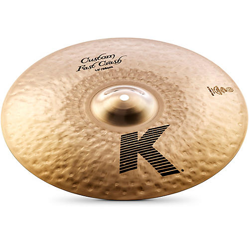 Zildjian K Custom Fast Crash Cymbal  14 in.