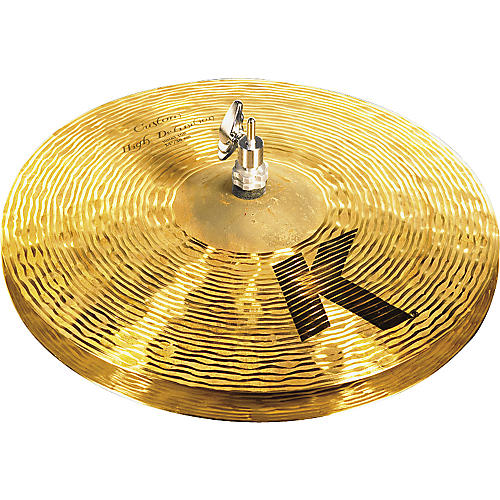 Zildjian K Custom High-Definition Hi-Hats