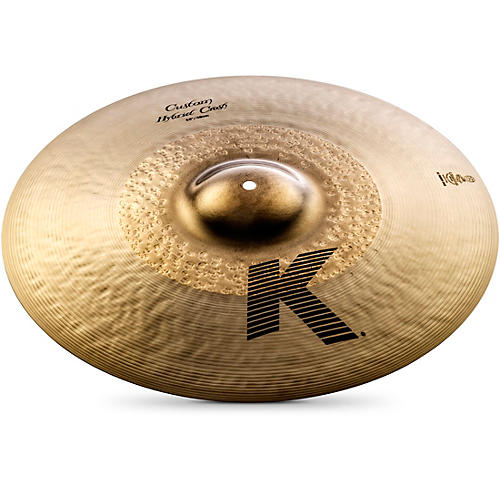 Zildjian K Custom Hybrid Crash-thumbnail