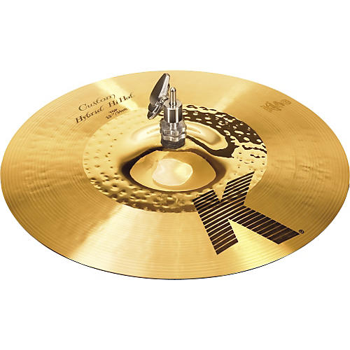 Zildjian K Custom Hybrid Hi-Hat Top  13-1/4