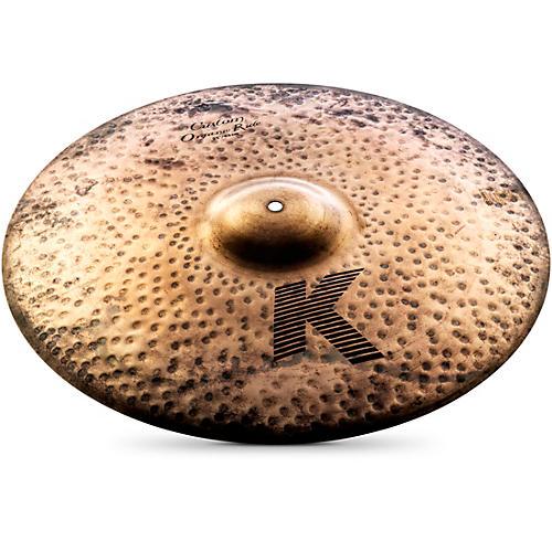 Zildjian K Custom Organic Ride Cymbal-thumbnail