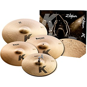 zildjian k cymbal pack guitar center. Black Bedroom Furniture Sets. Home Design Ideas