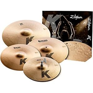 Zildjian K Cymbal Pack