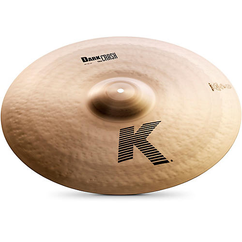 Zildjian K Dark Thin Crash Cymbal-thumbnail