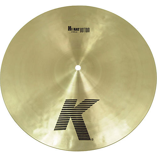 Zildjian K Hi Hat Bottom Cymbal-thumbnail