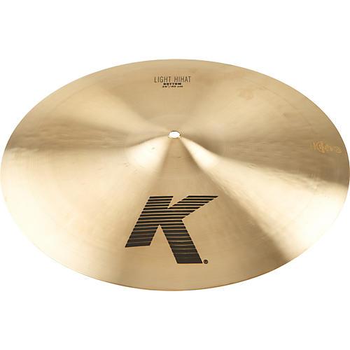 Zildjian K Light Hi-Hat Bottom Cymbal-thumbnail