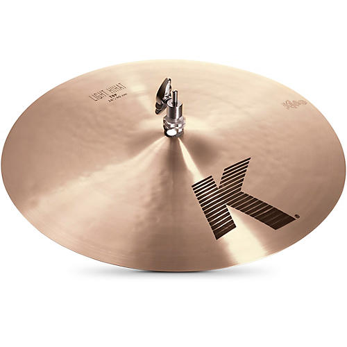 Zildjian K Light Hi-Hat Top Cymbal 16 in.