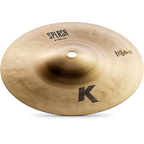 Zildjian K Splash Cymbal  8 in.