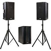 QSC K10 / KSub Powered Speaker Package