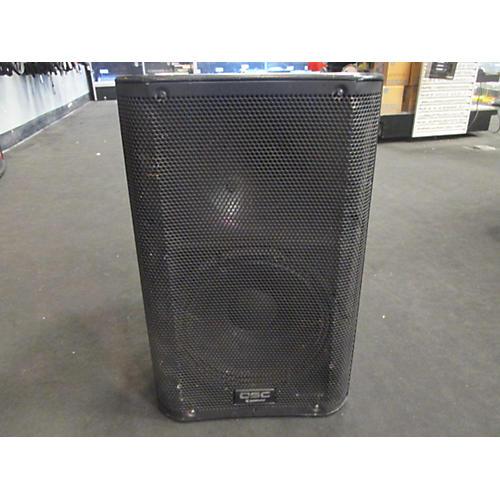 used qsc k10 powered speaker guitar center. Black Bedroom Furniture Sets. Home Design Ideas
