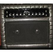Kustom K100 8 2X10 TUCK & ROLL SILVER SPARKLE Guitar Combo Amp