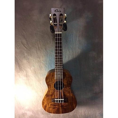 Flight Elvis Ukuleles K100C Ukulele-thumbnail