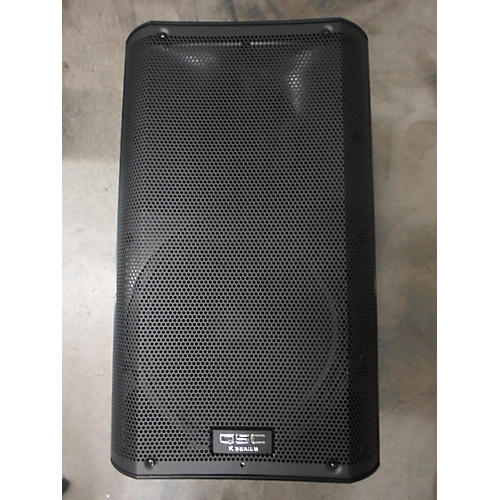 QSC K12 Black Powered Speaker