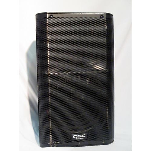 used qsc k12 powered speaker guitar center. Black Bedroom Furniture Sets. Home Design Ideas