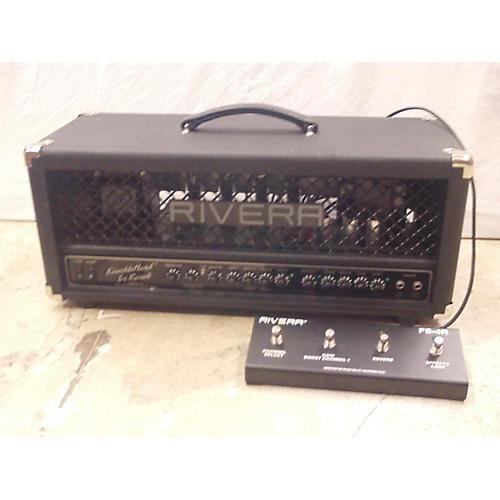 used rivera k120tre knucklehead tre 120w tube guitar amp head guitar center. Black Bedroom Furniture Sets. Home Design Ideas
