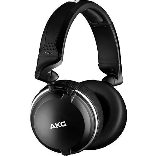 AKG K182 Professional Closed-Back Monitor Headphones-thumbnail