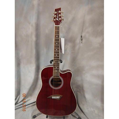 Kona K1TRD Acoustic Guitar-thumbnail