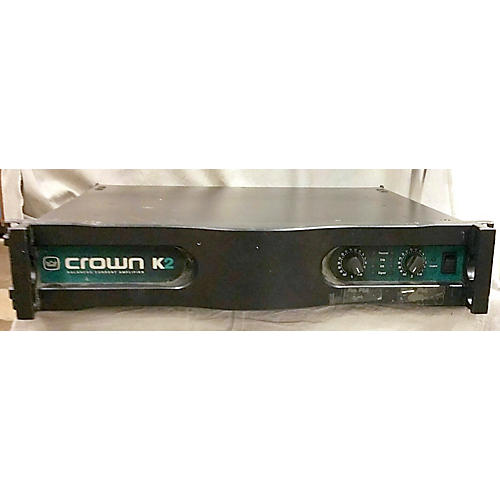 Crown K2 Power Amp